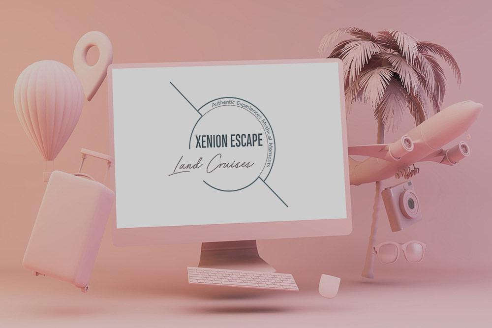 xenion escape logo