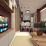 THE COSY APARTMENT 8